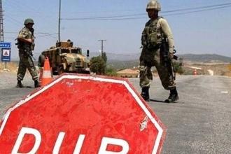 Siirt ve Elazığ'da 'geçici askeri güvenlik bölgesi' ilanı