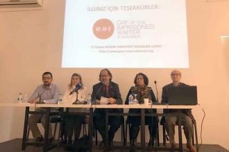 Hapisteki Yazarlar Günü'nde 'İfade özgürlüğü' çağrısı
