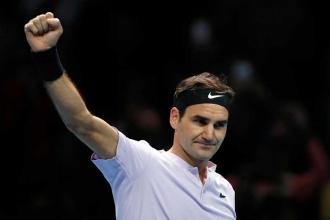 Roger Federer namağlup yarı finale çıktı