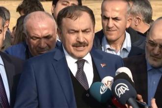 Bakan Eroğlu'ya göre en çok orman İstanbul'da varmış