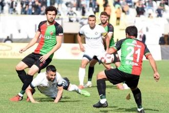 İzmir derbisinde Altay, Karşıyaka'yı 2-1 yendi