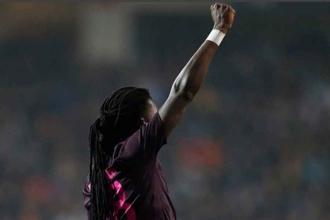 Gomis, gol sevincinin anlamını açıkladı
