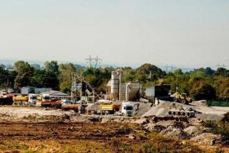 Sakarya'da yerleşim yeri yakınına atık tesisi yaptılar