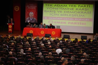 8th Congress of EMEP: United struggle against the one-man regime