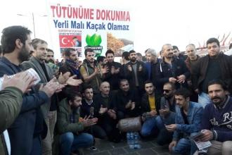 İstanbullu tütüncüler: Yasa geçerse ekmeğimizden olacağız