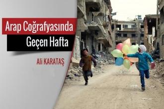 Üç önemli gündem: Suriye, Yemen, Zarrab