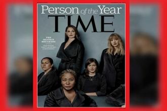 Time, tacizleri ifşa eden kadınları 'Yılın Kişisi' seçti