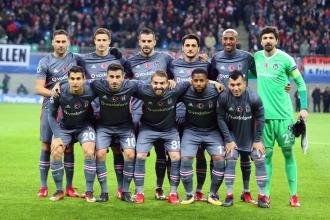 Leipzig'i 2-1 yenen Beşiktaş, gruptan namağlup çıktı!