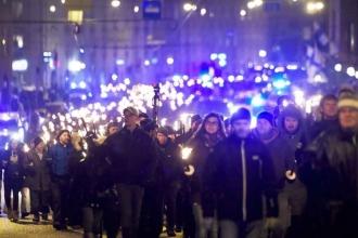 Finlandiya'da bağımsızlığın 100. yılında Nazi eylemi