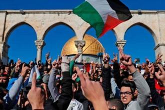 Filistin'de 'Öfke Cuması': En az 2 ölü, 750 yaralı