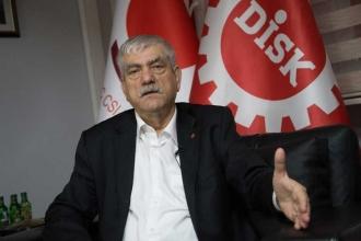 DİSK Genel Başkanı Beko: Savaşın yansıması emekçilere oluyor