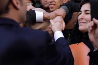 Macron'un paylaşımı Cezayirlileri kızdırdı