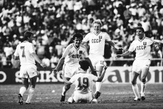 Sovyetler Birliği ve Futbol