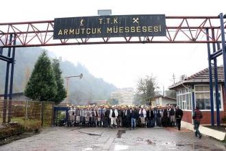 Zonguldak madenci grevi üzerine...