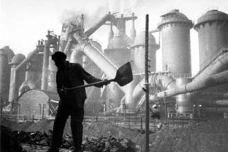 Sovyetler'de metalurji