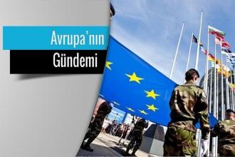 Avrupa savaş birliği!