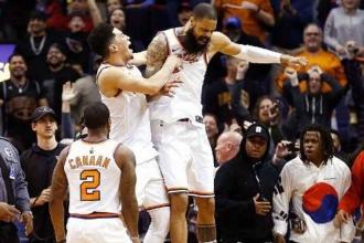 NBA'de gecenin sonuçları: Suns son saniyede kazandı