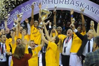 Cumhurbaşkanlığı Kupası Yakın Doğu Üniversitesi'nin