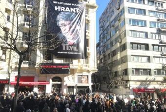 Hrant Dink, katledilişinin 11. yılında anıldı