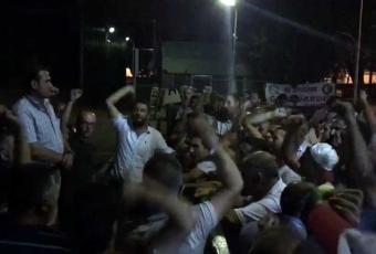 Aroma'da işçiler greve devam dedi