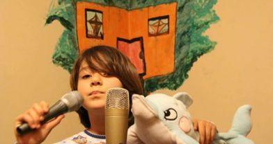 Çocuklar için evrim şarkıları geliyor