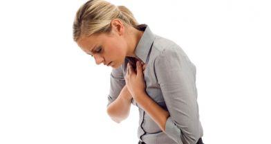 'Astım krizi reflüyü tetikliyor'