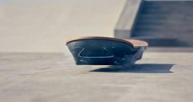 Japonlar 'uçan kaykay' üretti