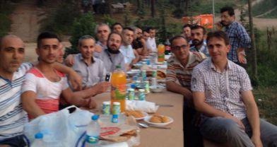 Saray sofralarında değil emeğin sofrasında iftar