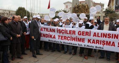 BYUAŞ işçilerinden Nihat Yurdakul'a sorular
