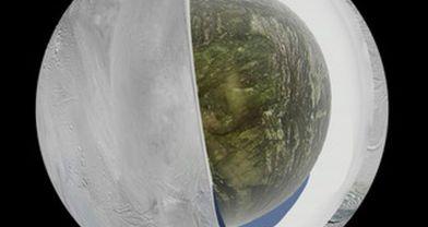 Satürn'ün uydusunda gizli okyanus