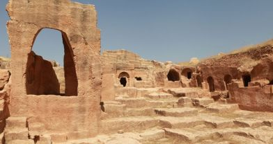 Mezopotamya'nın Efes'i: Dara