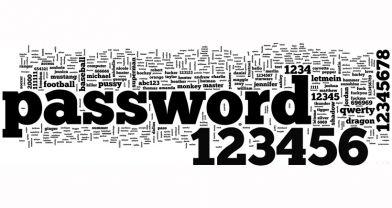 2014'te en çok kullanılan 25 şifre...
