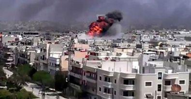 Halep'te ateşkes bozuluyor mu?
