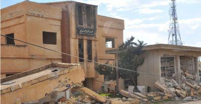 IŞİD'den geriye talan edilmiş bir kent kaldı