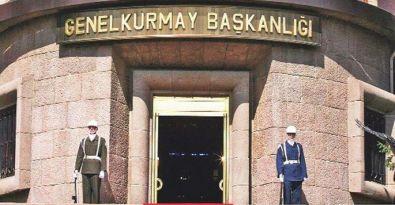 TSK: YPG - IŞİD çatışmasında Türkiye'ye roket mermisi düştü