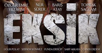 Barış Atay'ın ilk filmi 'Eksik' 17 Nisan'da vizyonda