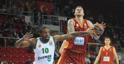 Panathinaikos, Galatasaray'ı 86-84 yendi