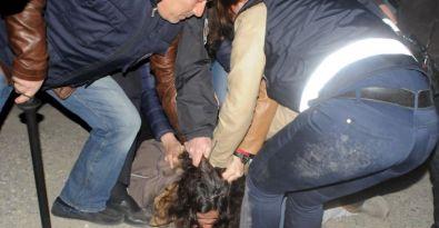 Şafak Yayla'nın mezarını ziyaret etmek isteyen 70 kişi gözaltına alındı