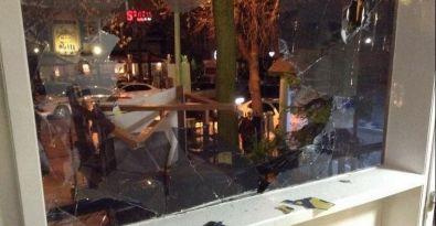 Fenerbahçe Kulübü'nün Ankara Şubesi'ne saldırı