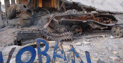 Handicap International: Kobanê'nin ikinci kabusu patlamamış mühimmatlar