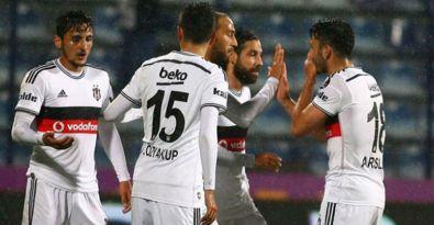 Biliç'in veda maçında Beşiktaş Gençlerbirliği'ni 2-1 yendi