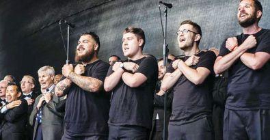 Boston Gay Men's Chorus Türkiye'deki ilk konserini verdi