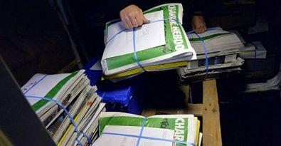 Alman Medya ödülü 'Charlie Hebdo'ya veriliyor
