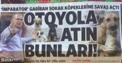 'Fatih Terim' haberi, muhabiri işinden etti!