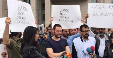 BirGün Medya Genel Yayın Sorumlusu Barış İnce'ye para cezası