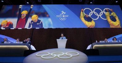 2022 Kış Olimpiyatları Pekin'de