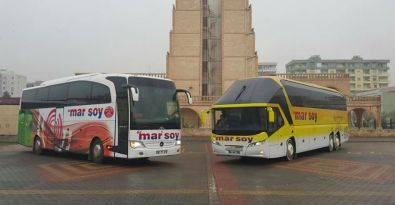 Mardin-Antalya seferi yapan otobüse ırkçı saldırı