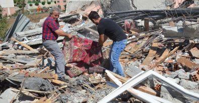 'Tapulu arazimdeki evimi yıktılar, ağaçlarımı kestiler, tehdit ettiler'