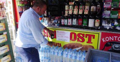 'İrlandalıya su bedava' kampanyası Edirne'ye uzandı