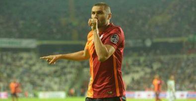 Galatasaray, ligdeki ilk galibiyetini aldı